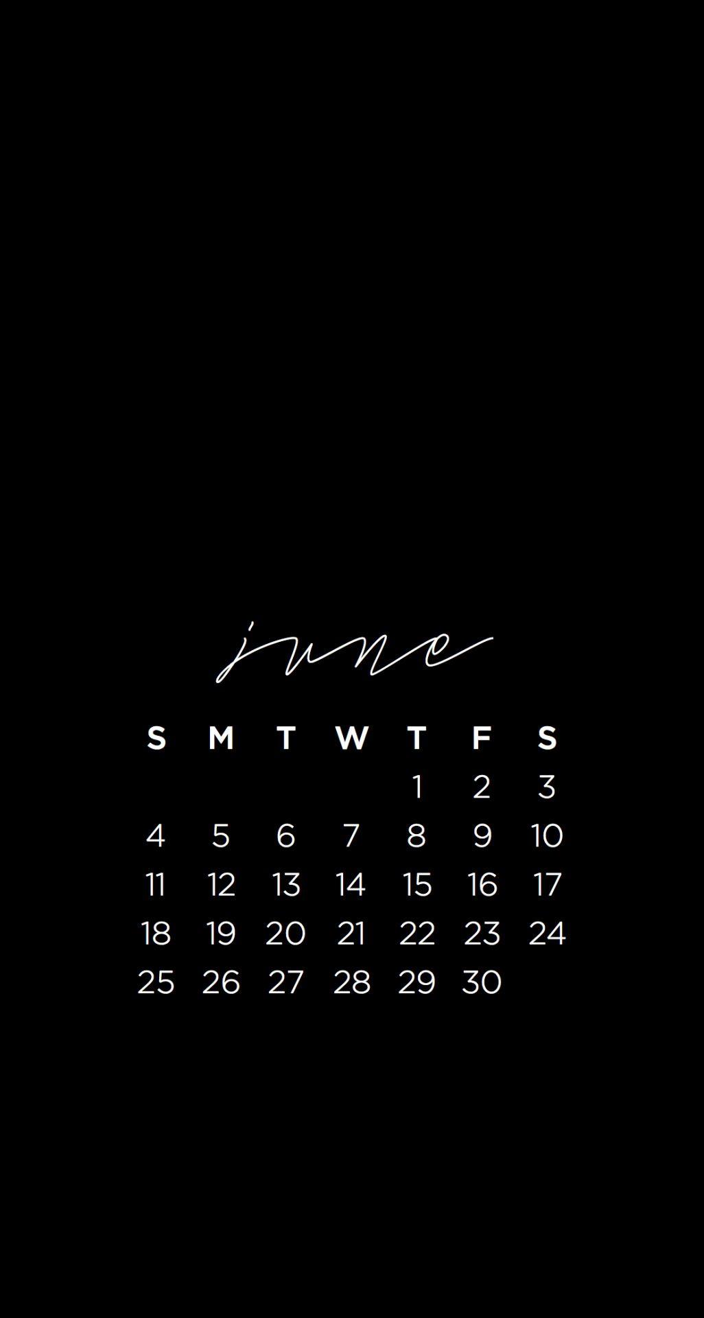 June Calendar Phone Wallpapersi Ve Made These Designs To Match My Desktop Wallpaper Backgrounds If You Re August Wallpaper Gemini Wallpaper Calendar Wallpaper