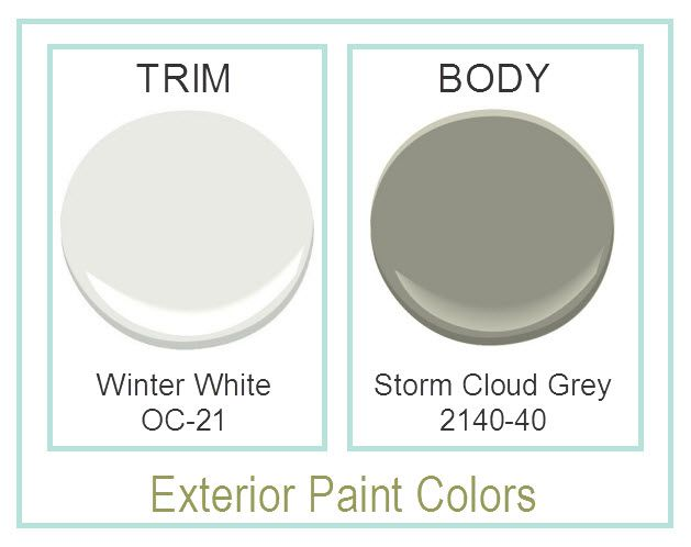 Picking Exterior Paint And Meeting Neighbors Village Cape Exterior Sprucing Up Our