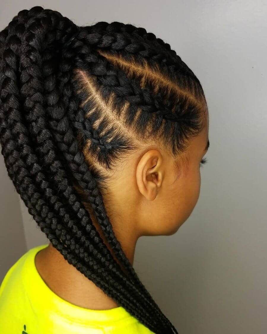 Best Protective Styles For Natural Hair Growth We Ve All Been Looking For 2020 In 2020 Natural Hair Growth Natural Hair Styles Cornrow Hairstyles