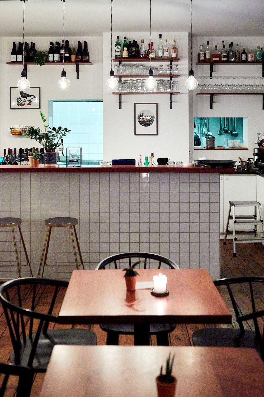 Restaurant Sonder: Minimalistisch und gehobene Küche (mit Bildern