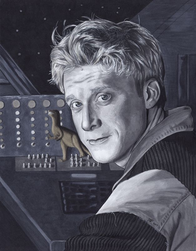 "Alan Tudyk as Hoban ""Wash"" Washburne from Firefly and Serenity"