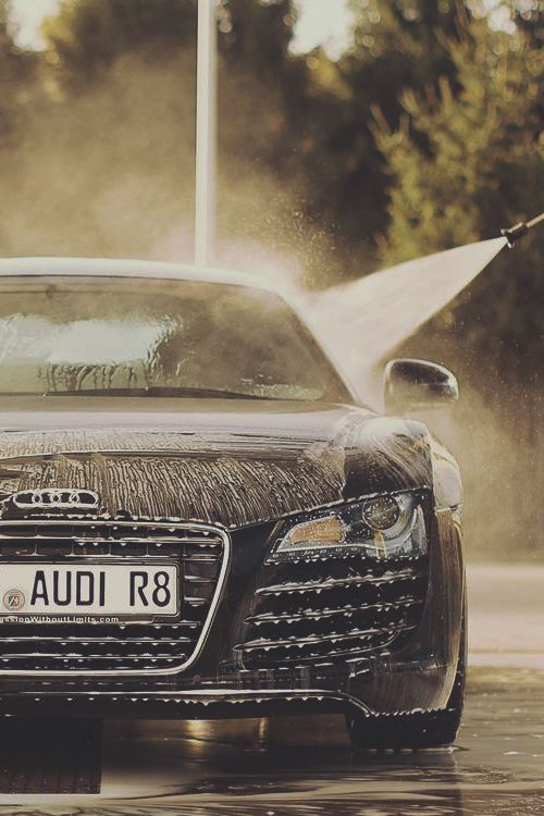 Random Inspiration Cars Pinterest Cars Audi And Audi R - Audi car wash
