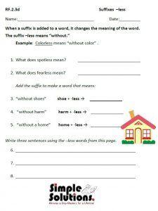 Second Grade Common Core ELA | Free Downloadable Worksheets