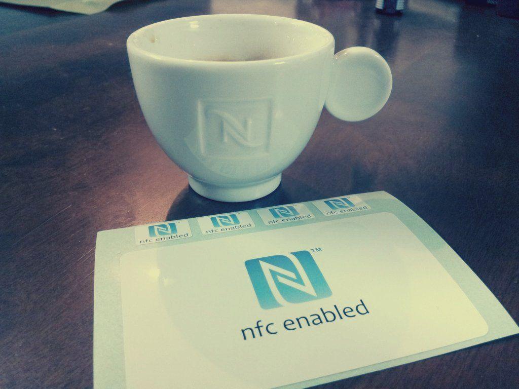 NFC Forum VS NESPRESSO | IC tag | Nespresso, Tableware, Kitchen