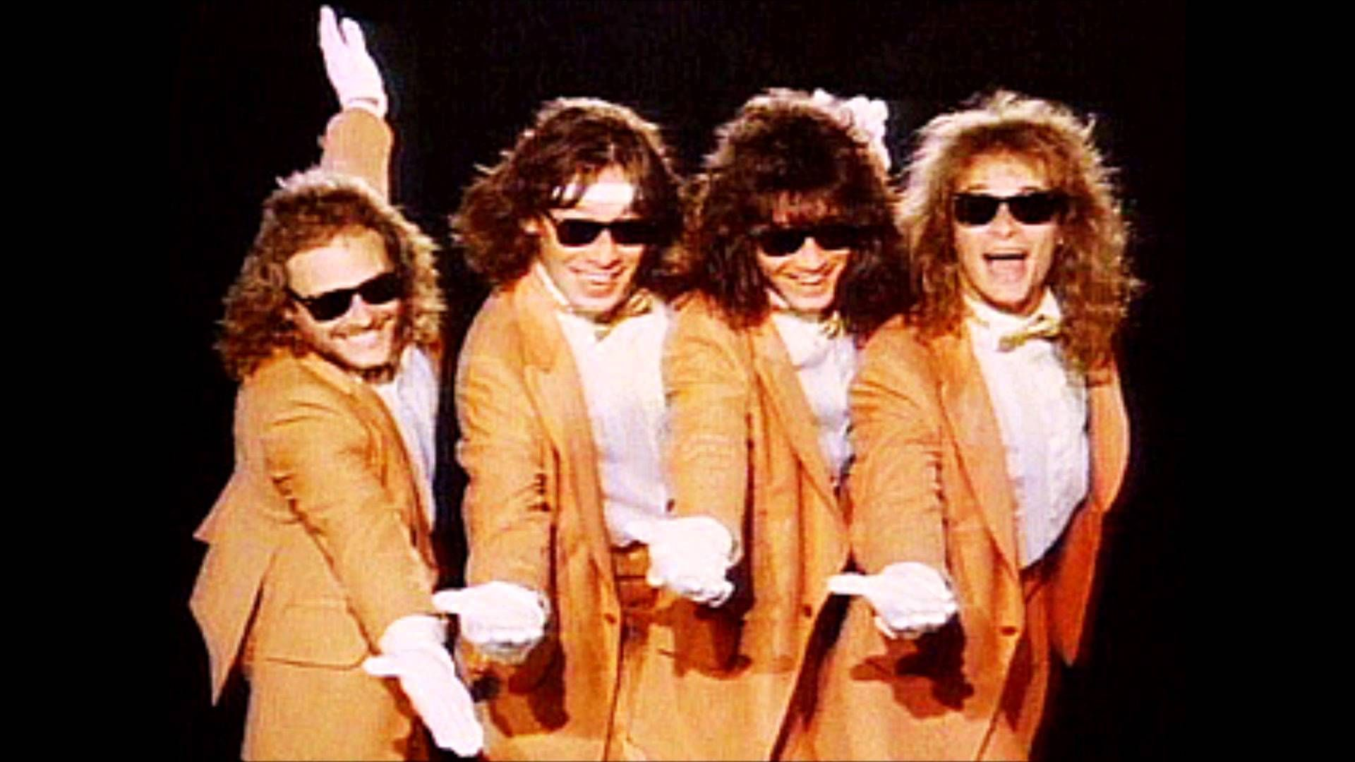 Van Halen Van Halen Eddie Van Halen David Lee Roth