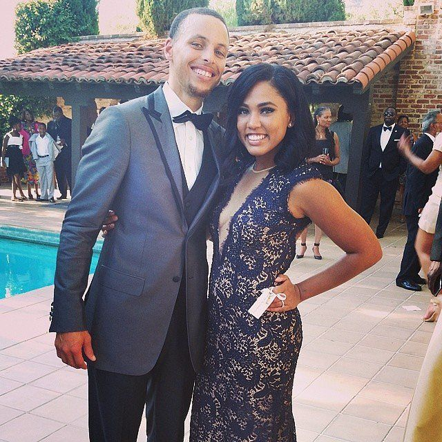 Steph and ayesha curry are the cutest couple in the nba ayesha steph and ayesha curry are the cutest couple in the nba junglespirit Images