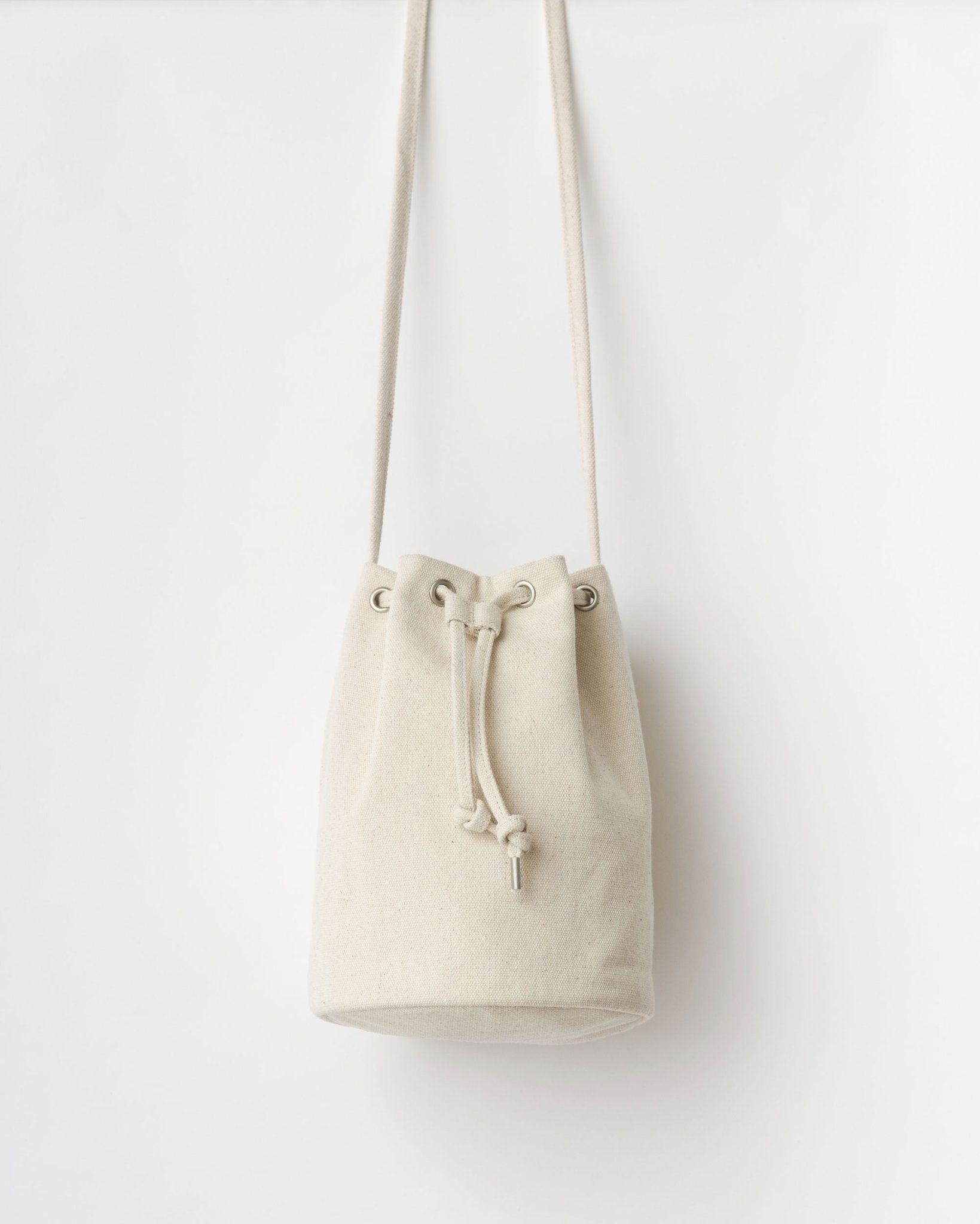 cad9b3767 Baggu Canvas Drawstring Purse - Natural | Products | Purse strap ...