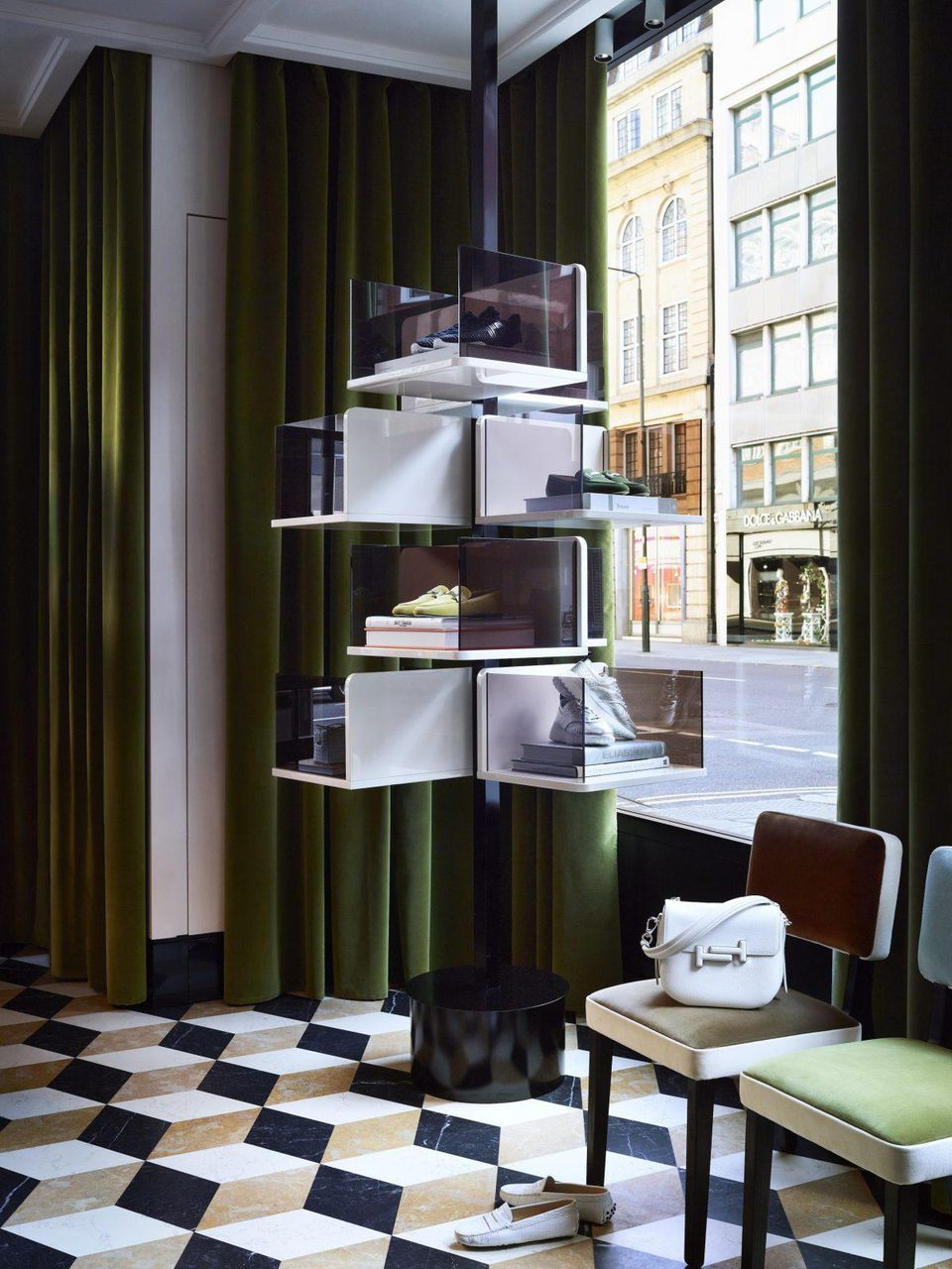 India Mahdavi Discusses The Design Behind New Tod S Sloane Apartment In London
