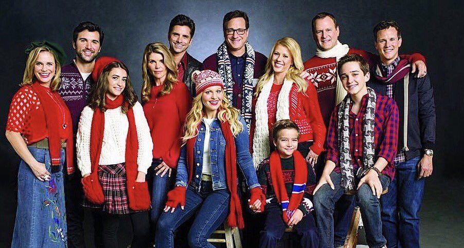 Fuller House Season Three Renewal For Netflix Tv Series Canceled Renewed Tv Shows Tv Series Finale In 2020 Fuller House Full House Full House Funny