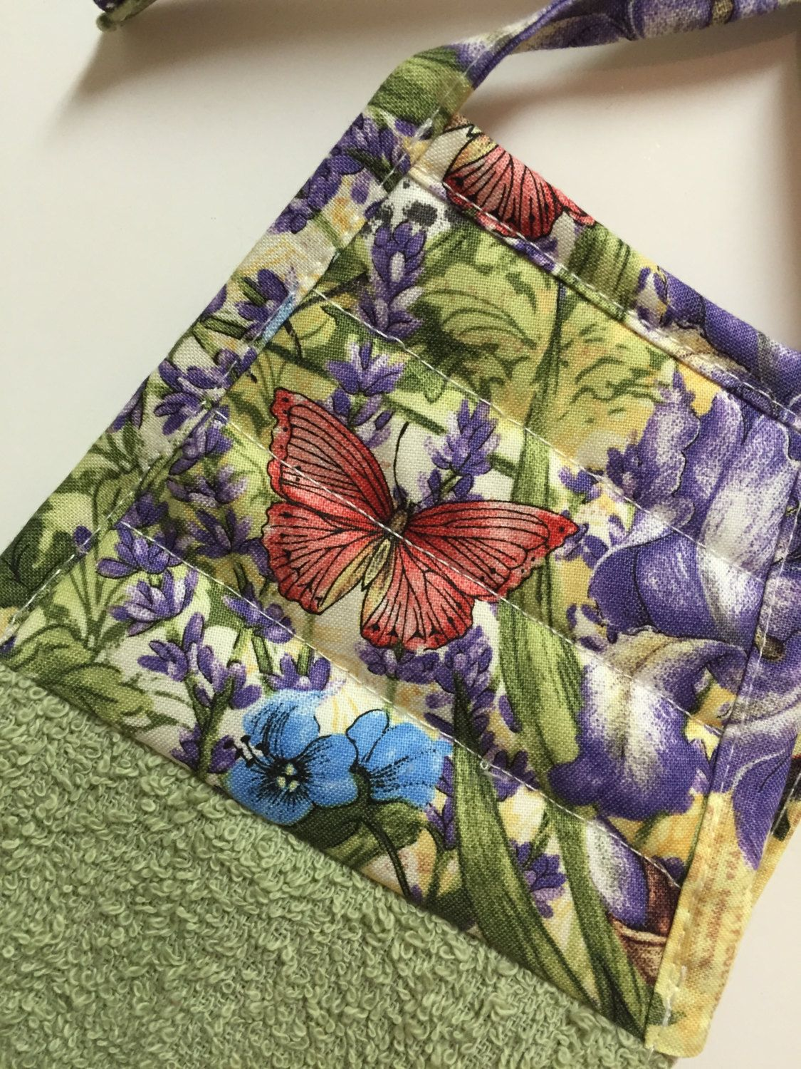 Butterfly Hand Towel,Dish Towel,butterfly,kitchen Towel,Butterfly  Decor,Hanging