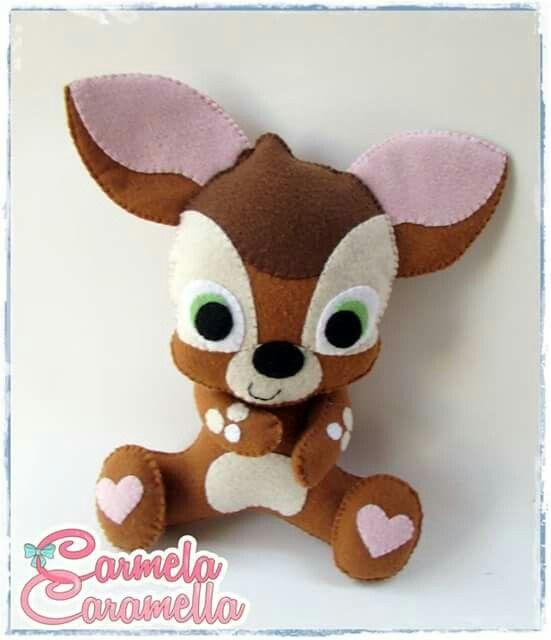 Bambi feltro