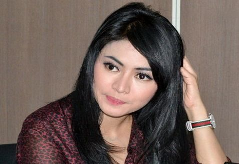foto tanpa busana vitalia sesha hot artis from indonesia