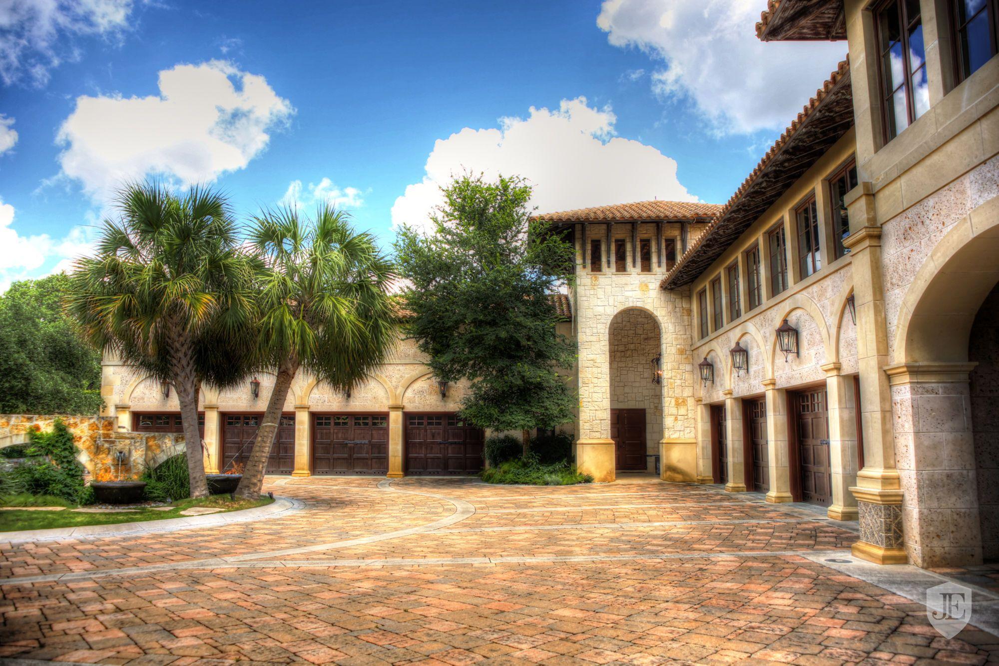 Palazzo Di Campagna In San Antonio Tx United States For