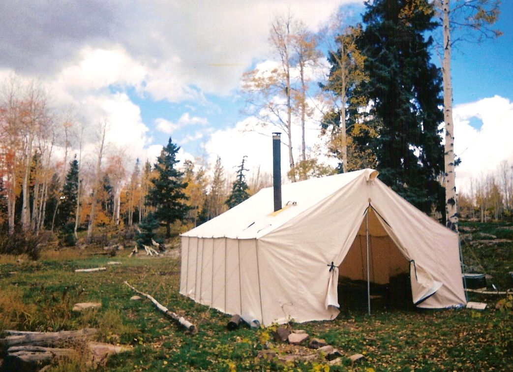 Tents wall tents wall tent canvas tent hunting tents c&ing tent Get the sewn in floor and a window & Canvas Tents | Burning Man Ideas | Tent camping Wall tent Canvas tent