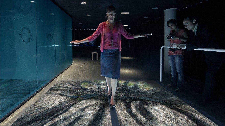 ART+COM Studios | Science Center Medizintechnik