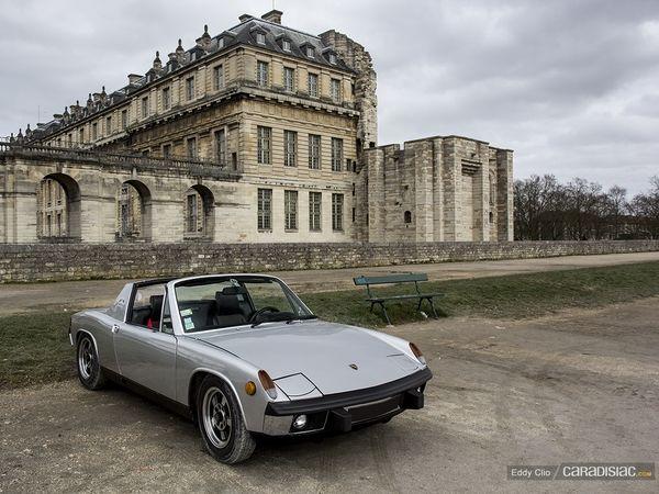 photos du jour porsche 914 vincennes en anciennes - Porsche Ancienne