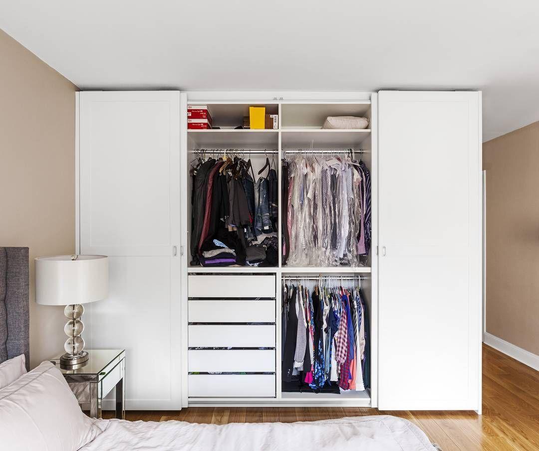Closet Space Ahainteriors Custom Cabinetry Carpentry Millwork