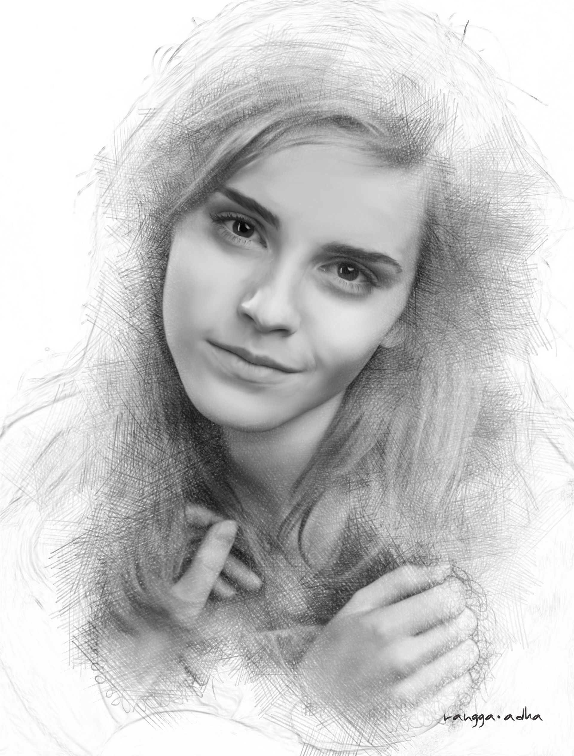 Emma Watson Dsketch