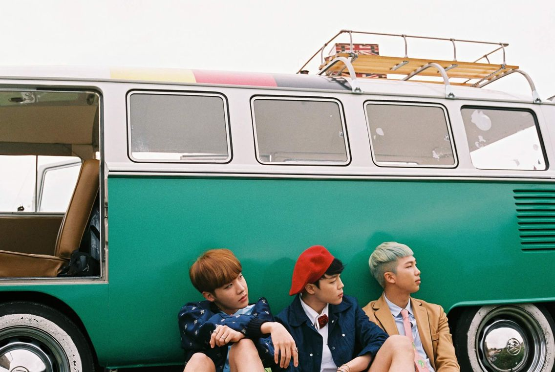 Young Forever Concept Photo 2: Night #화양연화 #YoungForever #방탄소년단 #BTS #화양연화 #花樣年華