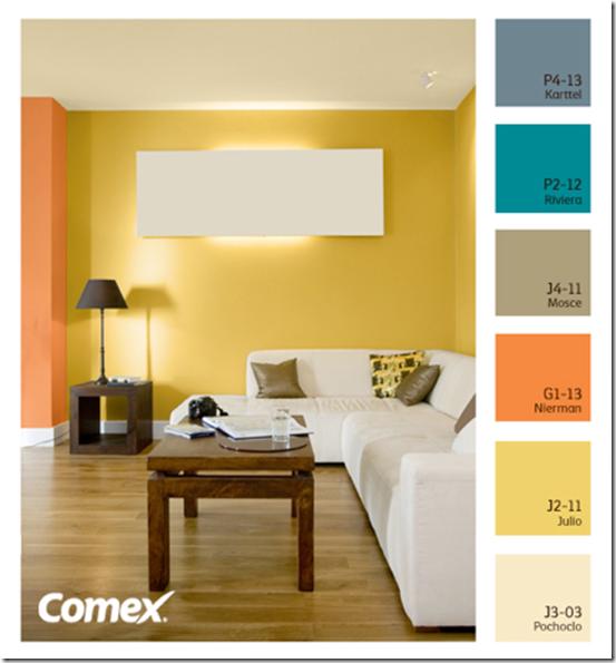 Muestrario de pinturas de espacios interiores buscar con - Pintura interiores colores ...