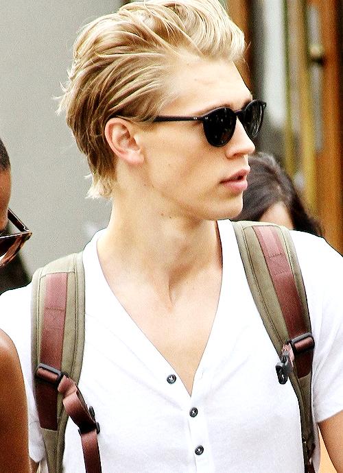 süße blonde Männer