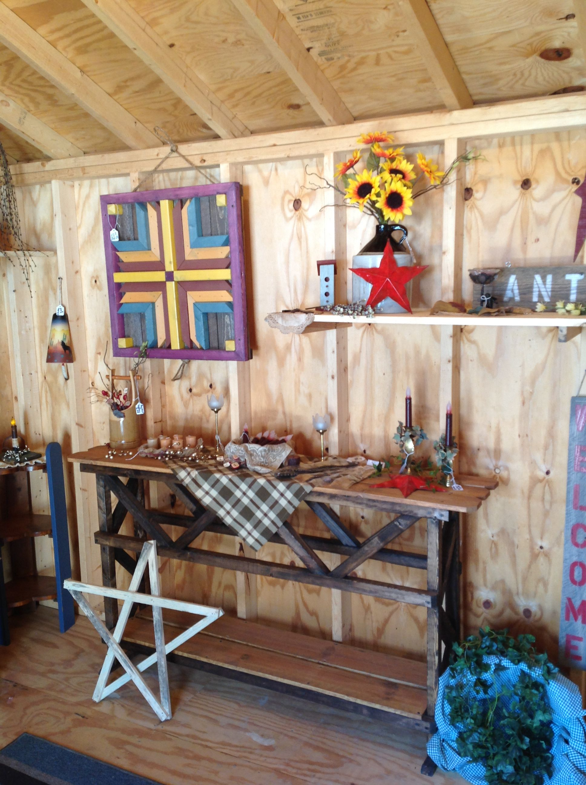 Other Things At Our Sop Here At Wooden Wonders, Located In Waveland, In  Check