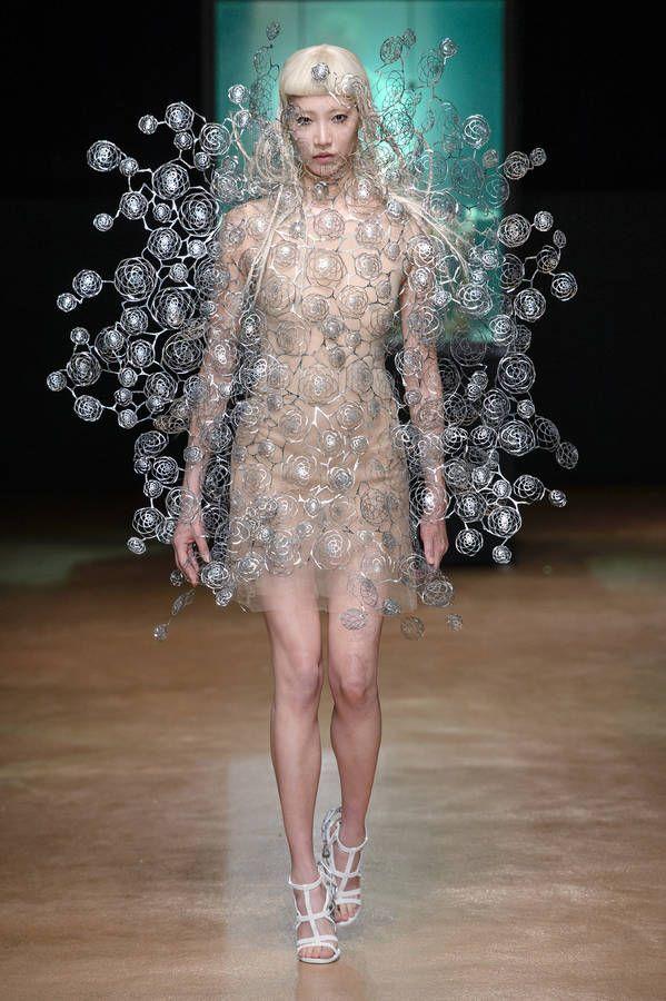 Défilé Iris Van Herpen Haute Couture AutomneHiver 2017