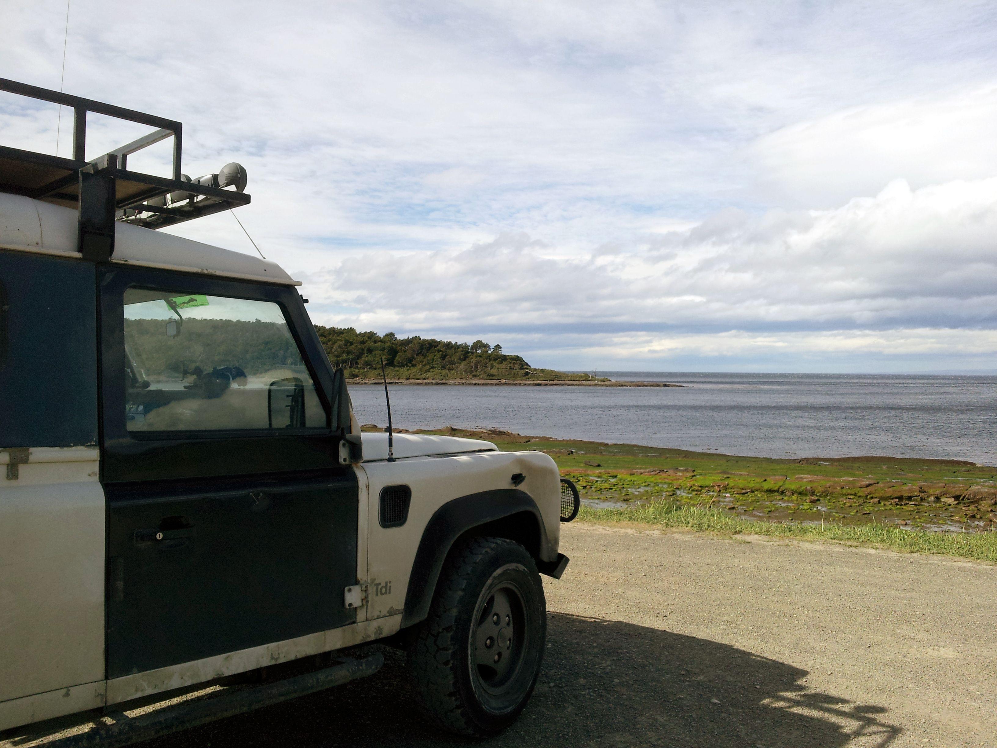 Puerto del Hambre, Magallanes Patagonia Chilena.
