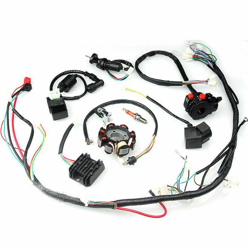 Car Harness Wiring