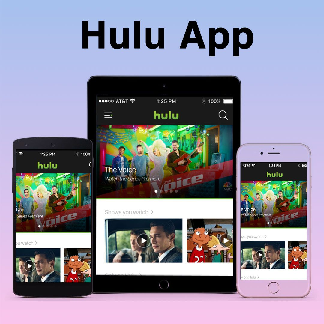 Download the #Hulu App For Watching Your Favorite Shows on