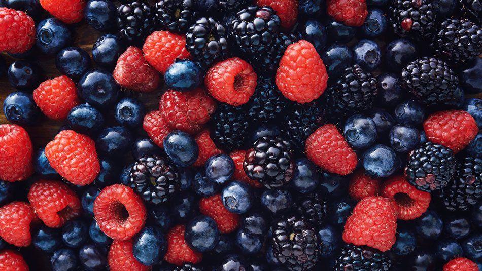 Blackberries Vs Black Raspberries What S The Difference Inflammatory Foods Healthy Vegan Snacks Fresh Food