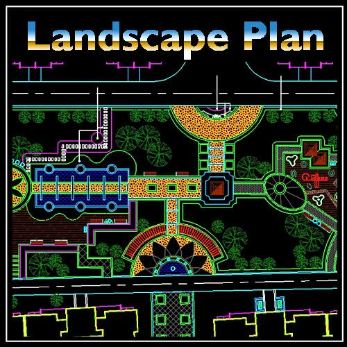 Residential Landscape Design 9 Architecture Concept Drawings Landscape Design Drawings Urban Landscape Design
