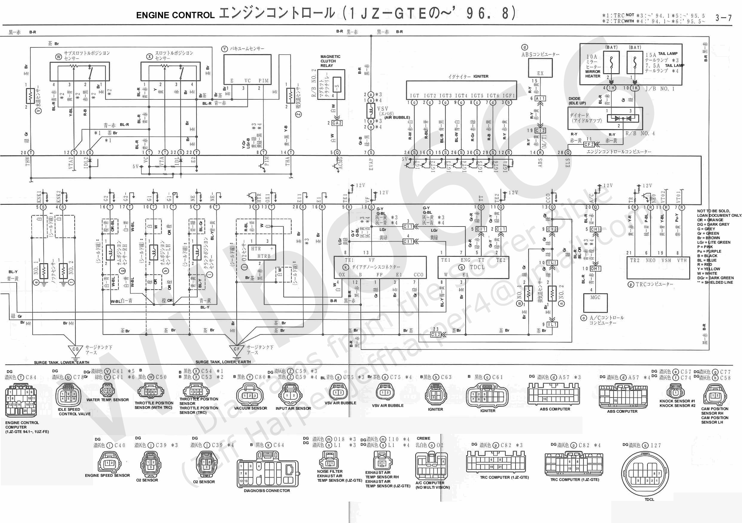 1jz ecu wiring diagram 2002 ford focus cooling system wilbo666 licensed for non commercial use only mirror gte within engine