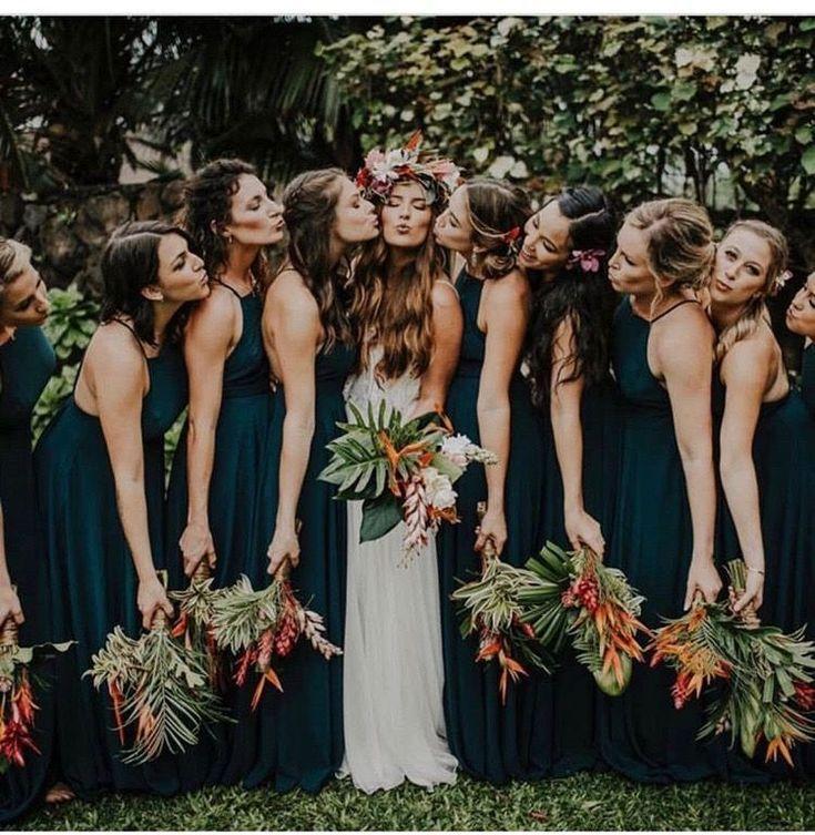 Wedding Photography Poses Bridal Party Wedding Photos