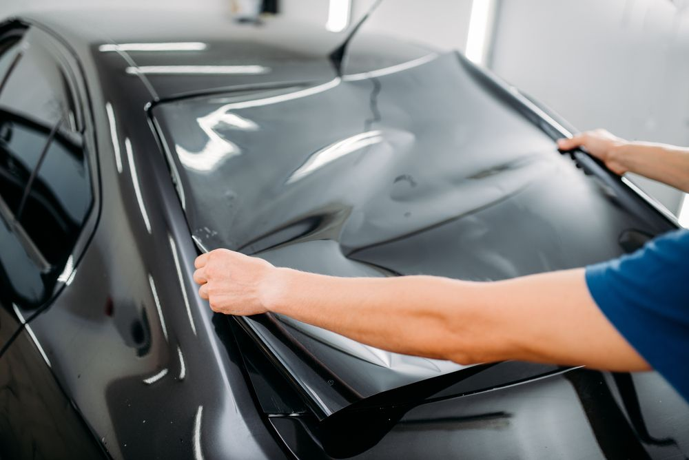 How to Avoid Purple Window Tint | Polarizado de autos, Autos, Tecno