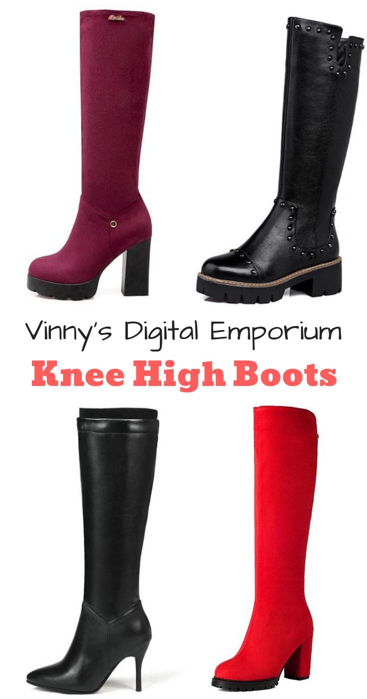 41e59d61e22 Women s Knee High Boots Collection  Shop our amazing collection of women s  knee high boots at