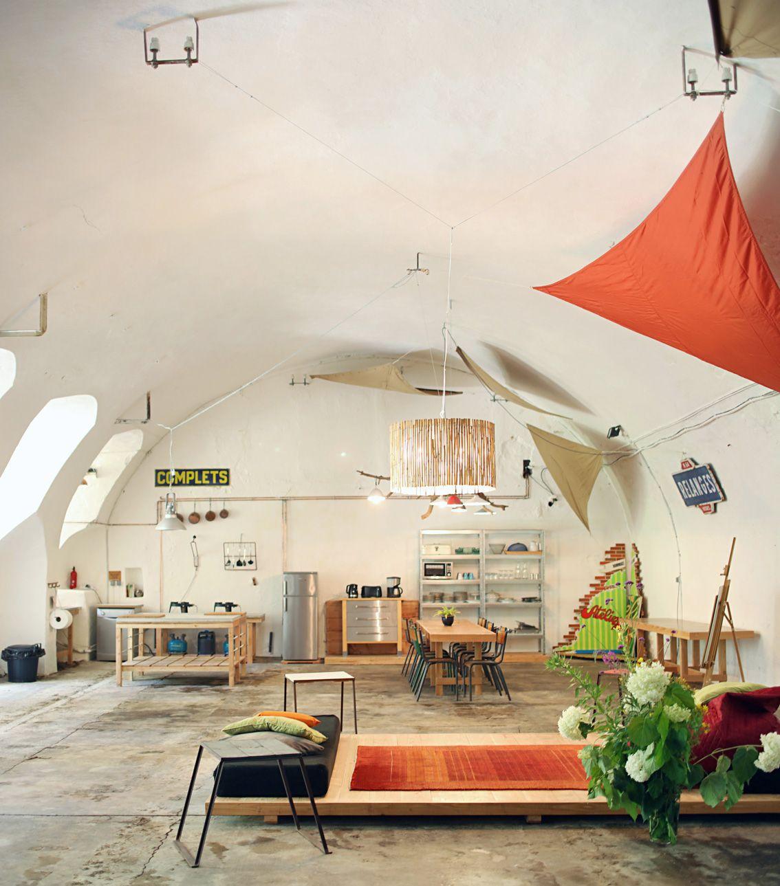 Gîtes, chambres d'hôtes & table d'hôtes en Ardèche : Le Moulinage Chez Soie phot. F. Jacquet