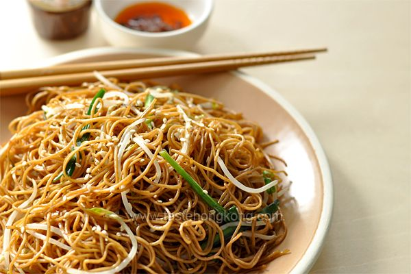 Soy sauce fried noodles aka chow mein hong kong food blog with soy sauce fried noodles aka chow mein hong kong food blog with recipes cooking forumfinder Images