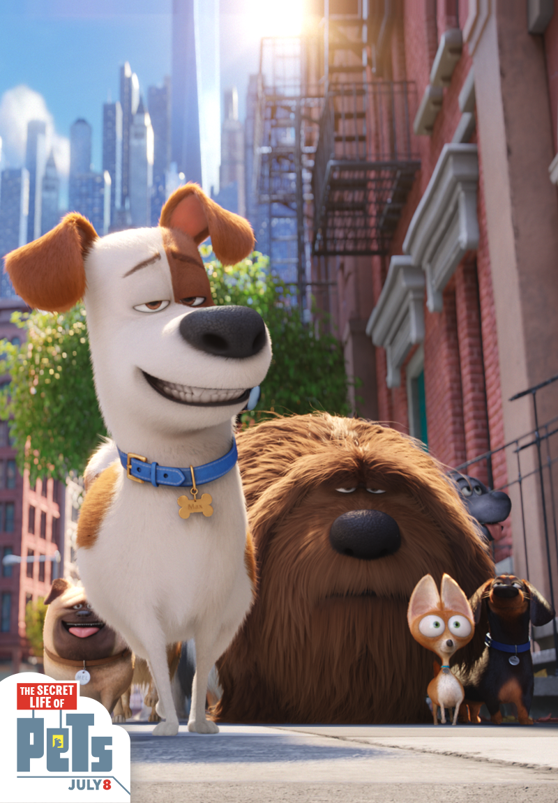 Max And Duke Know The Importance Of Going For A Walk Everyday The Secret Life Of Pets Secret Life Of Pets Pets Secret Life