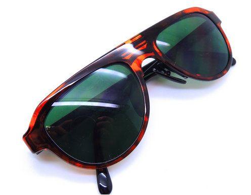 1aa5e646ca Tortoiseshell Esprit Prescription Frame With Flip Up Sunglasses - Very  Retro!