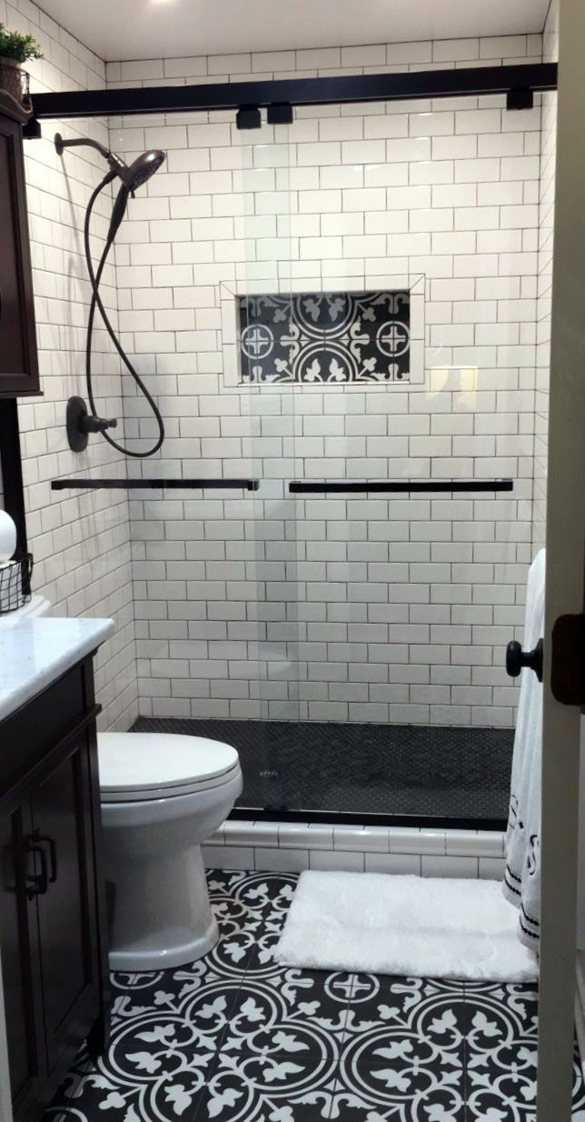 Stunning Low Budget Small Bathroom Tiles Design India That Will Impress You Bathroomdesignsindiac Bathroom Renovation Diy Diy Bathroom Remodel Simple Bathroom