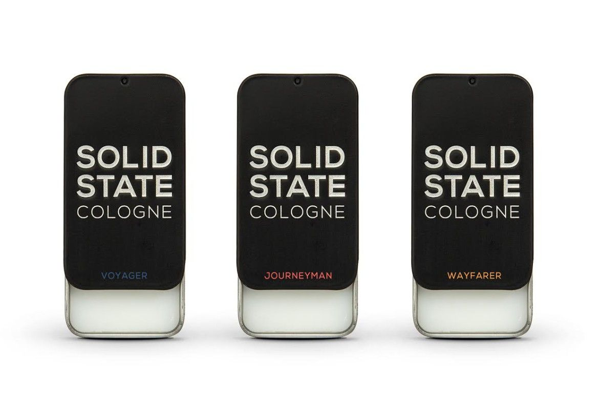 Solid State Australian Fragrance Experiments With Cocaine Scent
