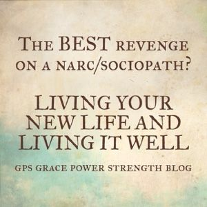 The Narcissistic Sociopath: The Best Revenge - 5 Tips