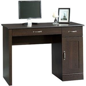 Sauder Mainstays Parklane Computer Desk Walmart Com Computer Desks For Home Computer Desk Desk