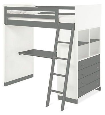 Moda Loft Beds - Bunks & Lofts - Kids - Room & Board