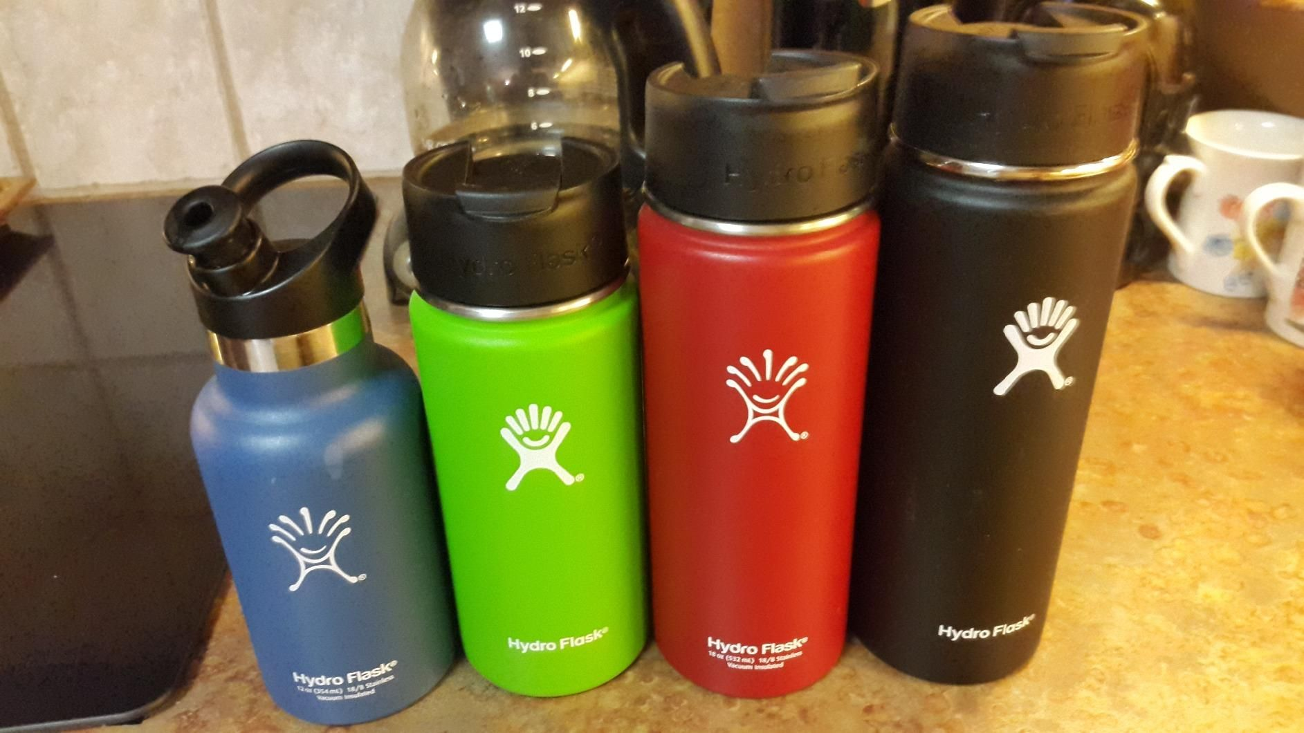 Landrind Portable Thermos Travel Mug Cute Design Vacuum