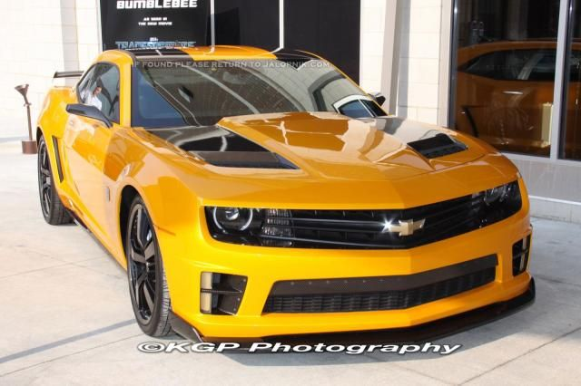Zl1 Camaro By Far The Meanest Version Of Bumblebee Yet Chevrolet Camaro Bumblebee Black Camaro Yellow Camaro