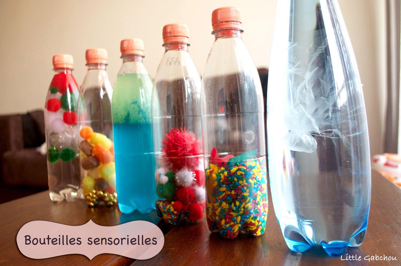 Häufig sensory bottles bouteilles sensorielles pour bébé | Sensory DIY  RS46