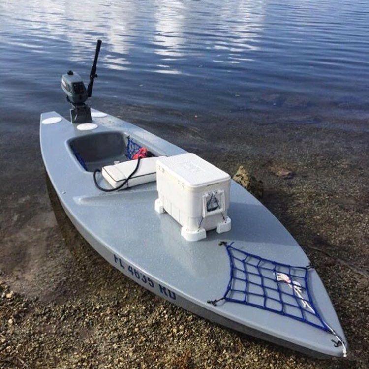 Lowtidefly Use Skiff Life Fishing Boat Bass Fishing Boats Boat Design