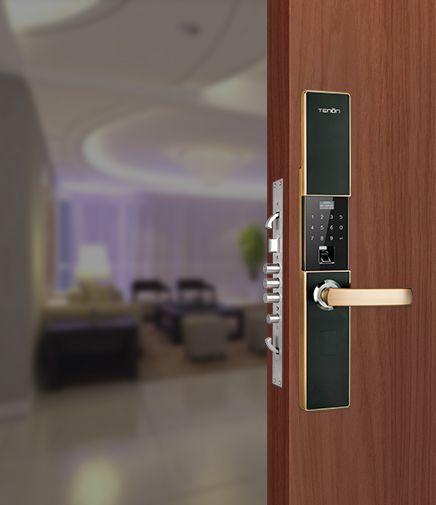 Best Smart Lock With Keypad. Smart Door Locks, Back Doors, Door Handles,
